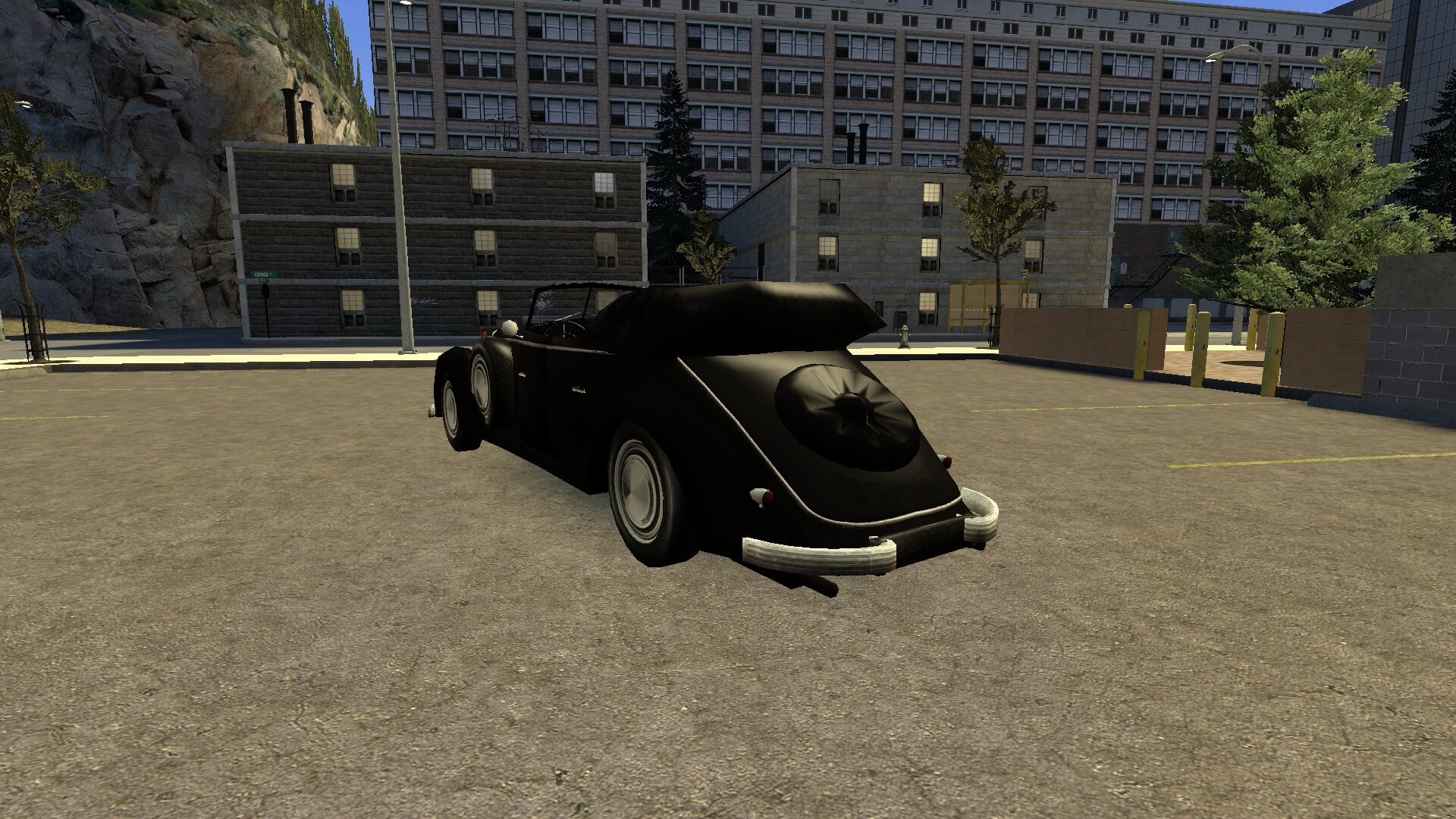 Garry's Mod 13 - Mercedes-Benz 770