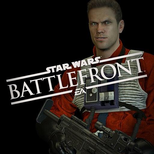 Garry's Mod 13 - Пилот сопротивления из Star Wars: EA's Battlefront