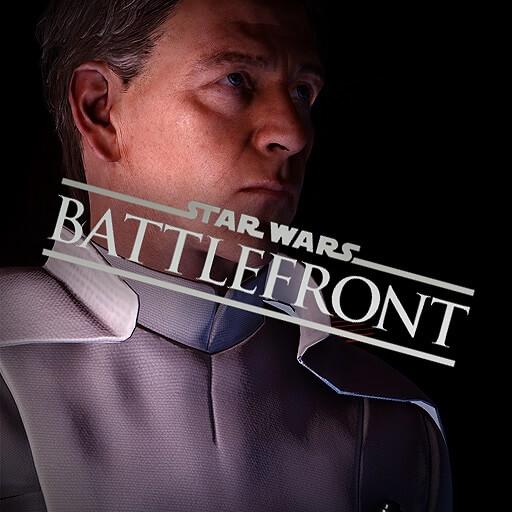 Garry's Mod 13 - Орсон Кренник из Star Wars: EA's Battlefront (модель игрока и NPC)
