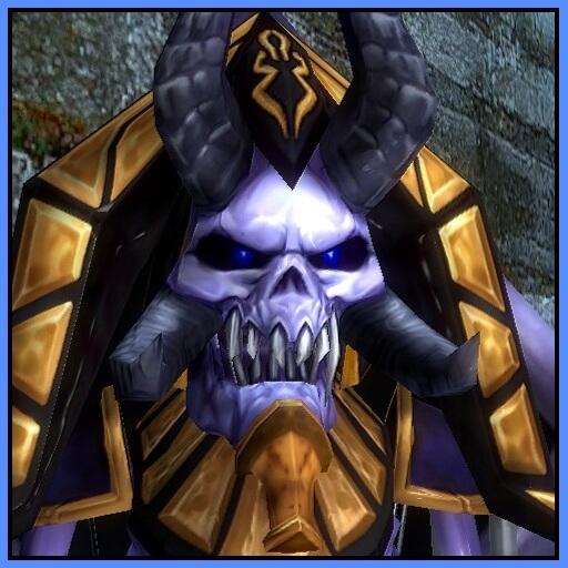 Garry's Mod 13 - Лич из Warcraft 3 (модель игрока)