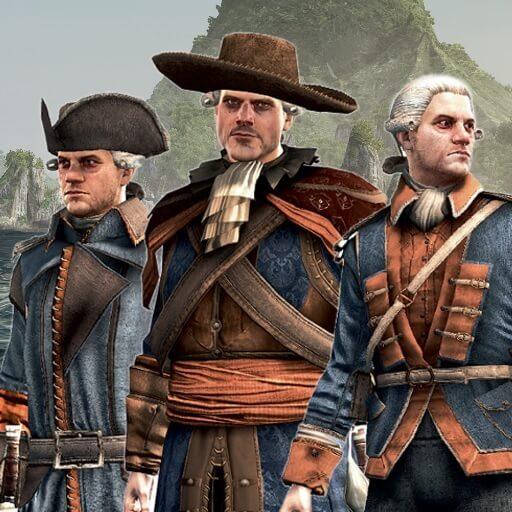 Garry's Mod 13 - Португальцы из Assassin's Creed 4
