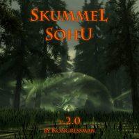 Skyrim SE - Таинственная деревня Скуммэл Соху