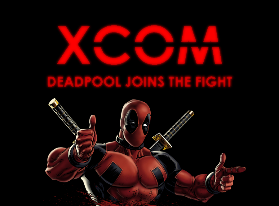 XCOM 2 - Голос Дэдпула