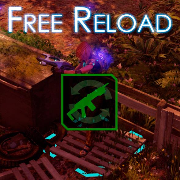 XCOM 2 - Бесплатная перезарядка