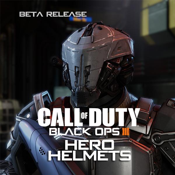 XCOM 2 - Шлемы из Black Ops III