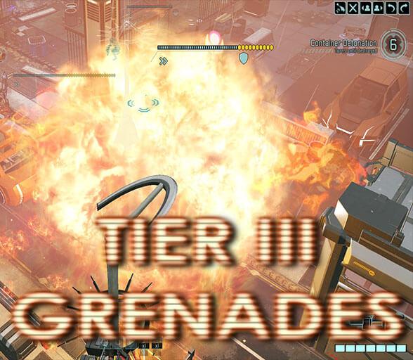 XCOM 2 - Гранаты третьего уровня