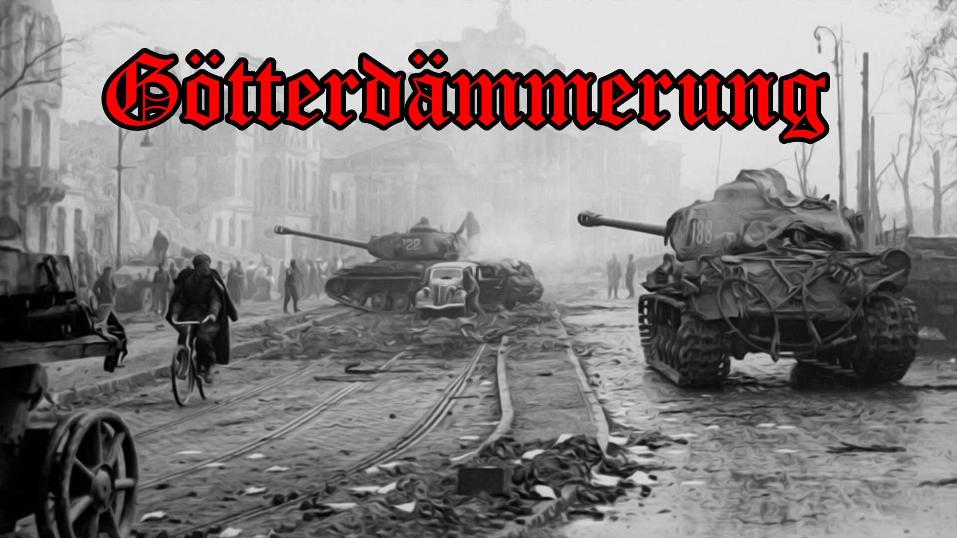 Hearts of Iron IV - Gotterdammerung - начни игру в 1944 году!