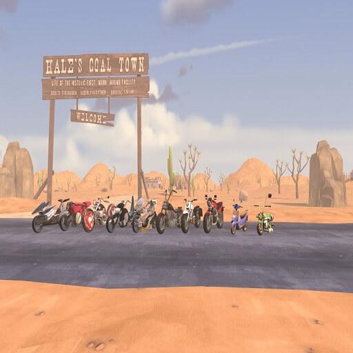 Garry's Mod 13 - Мотоциклы для Scars