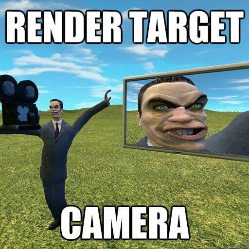 Garry's Mod 13 - Камера для прямого эфира