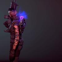 XCOM 2 - Джек из Mass Effect
