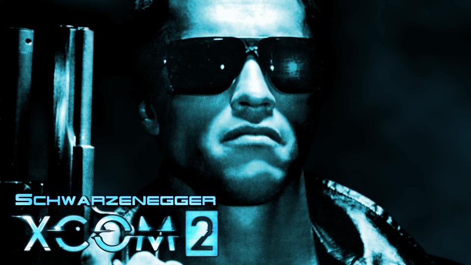 XCOM 2 - Голос Арнольда Шварцнеггера
