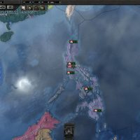 Hearts of Iron IV - Сражающиеся филиппинцы - Филиппины и их фокусное дерево