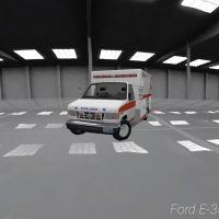 Garry's Mod 13 - Ford E-350 Ambulance [Perryn's Vehicles]