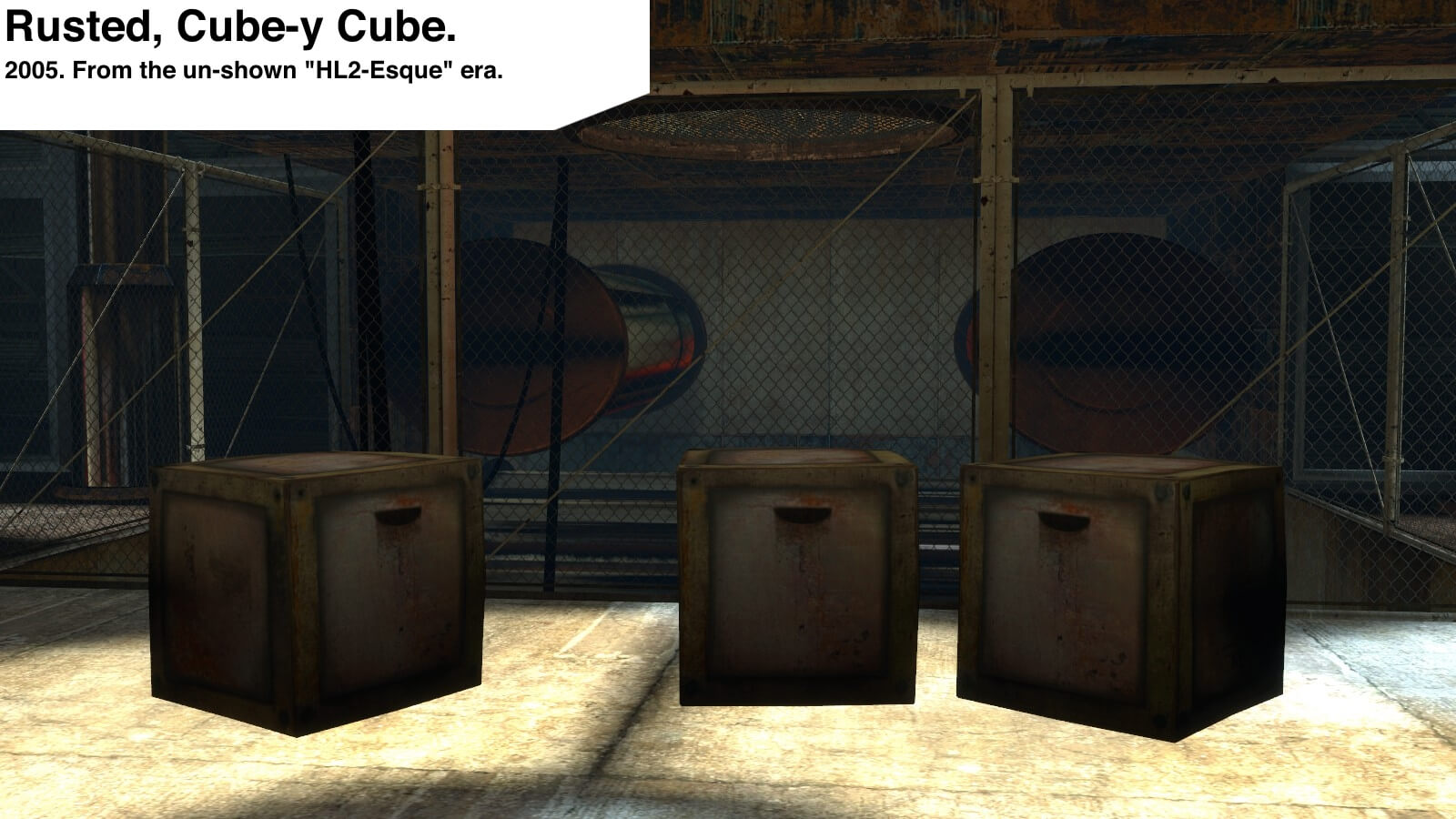 Garry's Mod 13 - Кубы из Portal