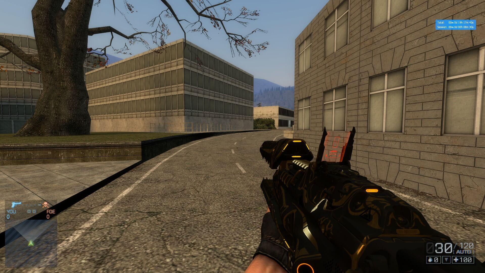 Garry's Mod 13 - Fate Mondrel из Call of Duty Online