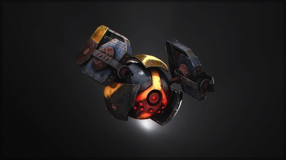 Garry's Mod 13 - Летающий дрон из E.T. Armies