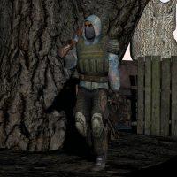 Garry's Mod 13 - Сталкер из S.T.A.L.K.E.R.: Clear Sky (игровая модель)