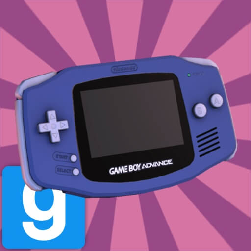 Garry's Mod 13 - Gameboy Advance
