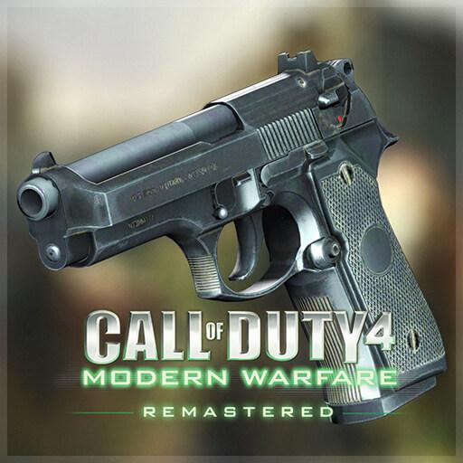 Garry's Mod 13 - Deads Beretta из Call of Duty MW Remastered