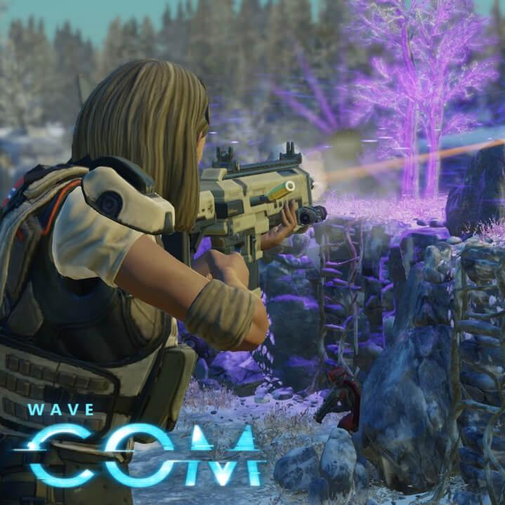 XCOM 2 - Wave Com - выживай столько, сколько можешь!