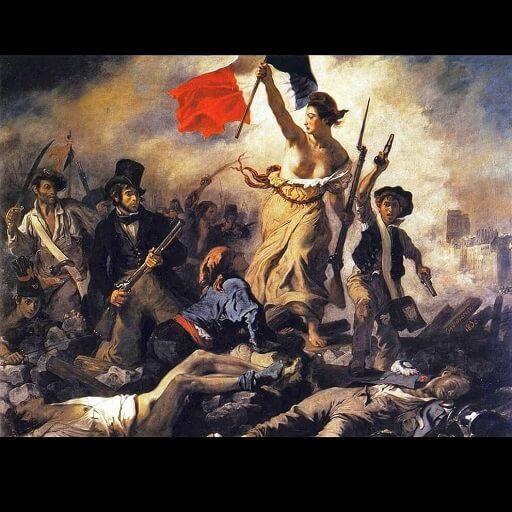Hearts of Iron IV - Великая французская революция