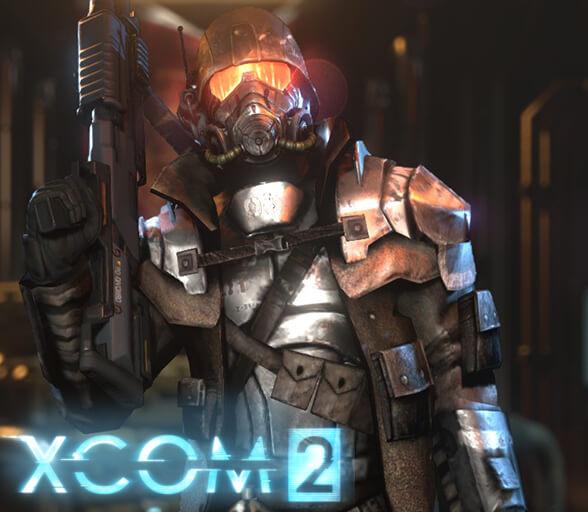 XCOM 2 - Рейнджер из Fallout