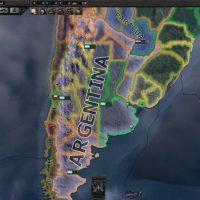 Hearts of Iron IV - Расширенная Южная Америка