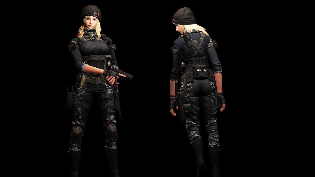 Garry's Mod 13 - Хельга из Counter Strike Online 2 (рэгдолл)