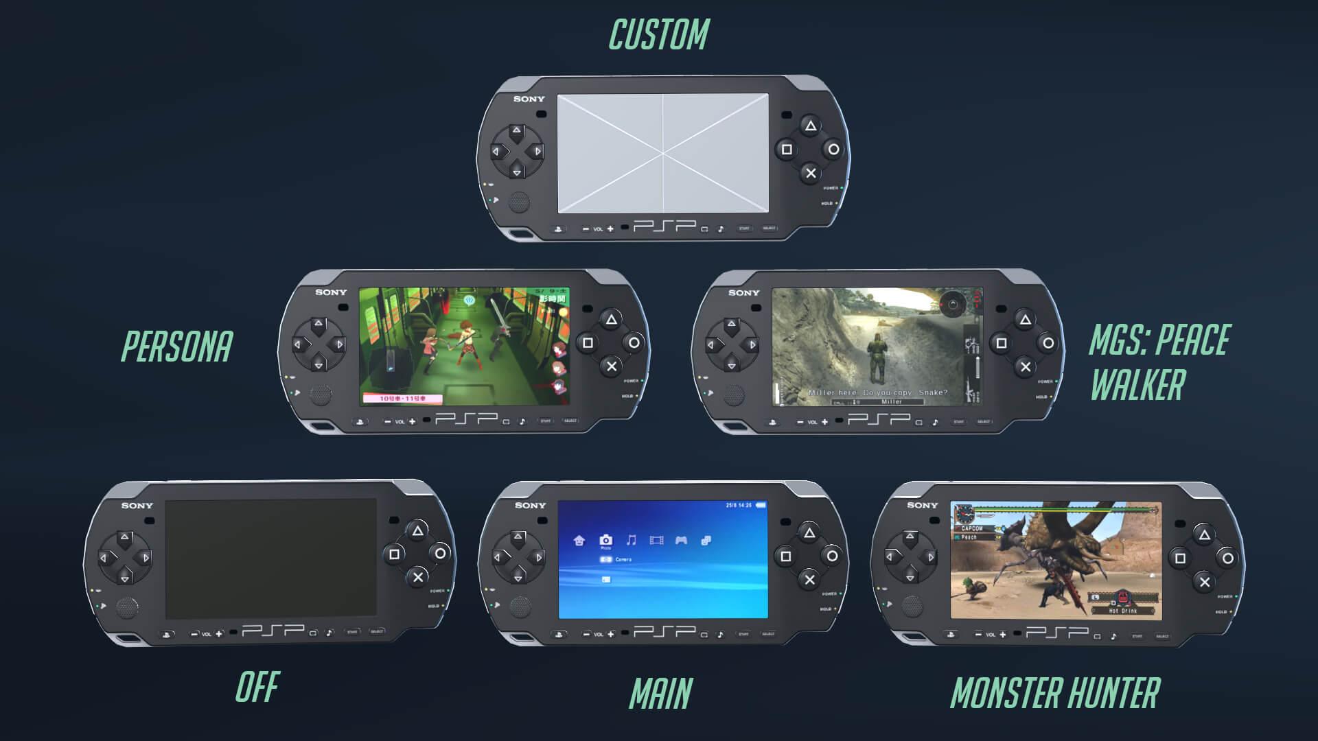 Garry's Mod 13 - PlayStation Portable