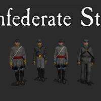 Garry's Mod 13 - Солдаты гражданской войны в США (NPC)
