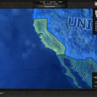 Hearts of Iron IV - Калифорнийская республика