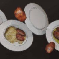 Garry's Mod 13 - Котлетки с макарошками и пюрешкой