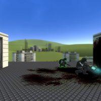 Garry's Mod 13 - Грабитель из GTA Online (NPC, модель игрока и рэгдолл)