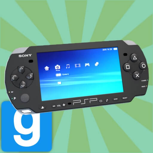 Garry's Mod 13 - PlayStation Portable