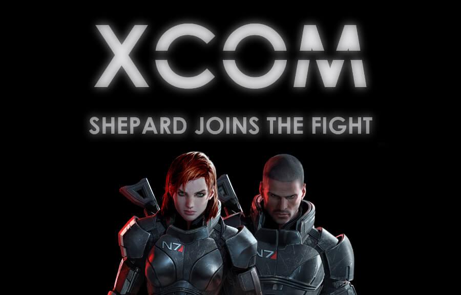 XCOM 2 - Голос Шепард(-а) из Mass Effect