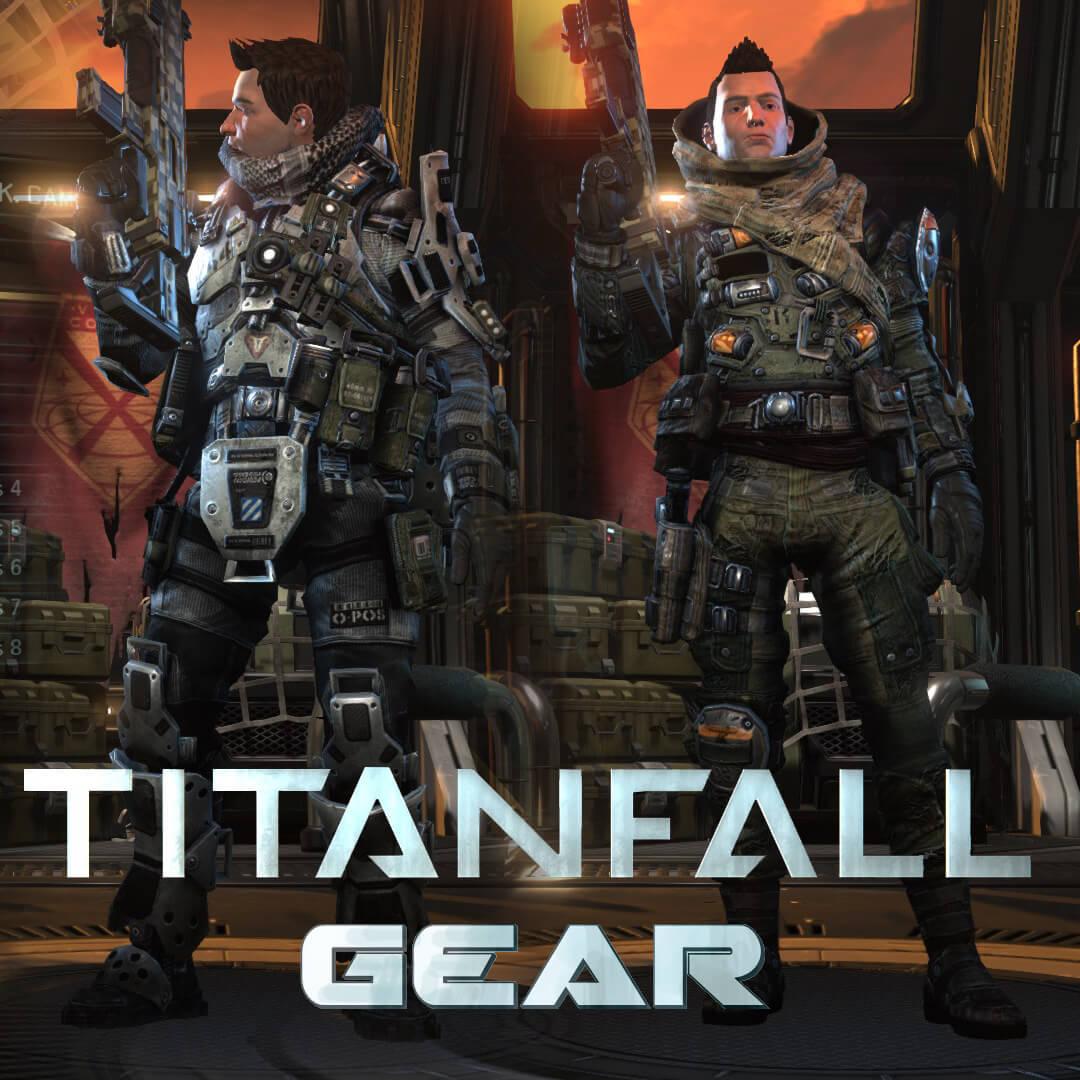 XCOM 2 - Снаряжение из Titanfall