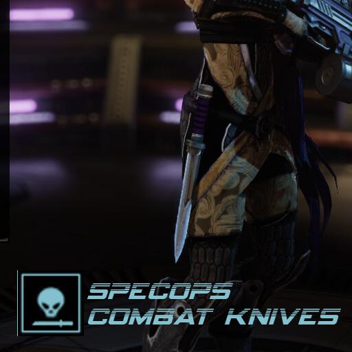 XCOM 2 - Боевые ножи войск спецназначения