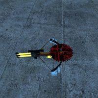 Garry's Mod 13 - Арбалет с цепными дисками