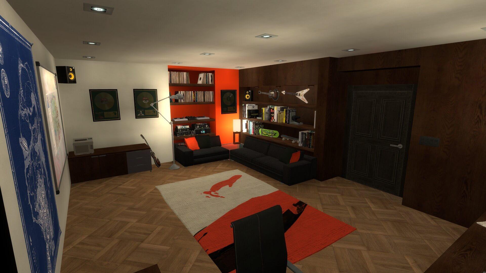 Garry's Mod 13 - Апартаменты из GTA Online