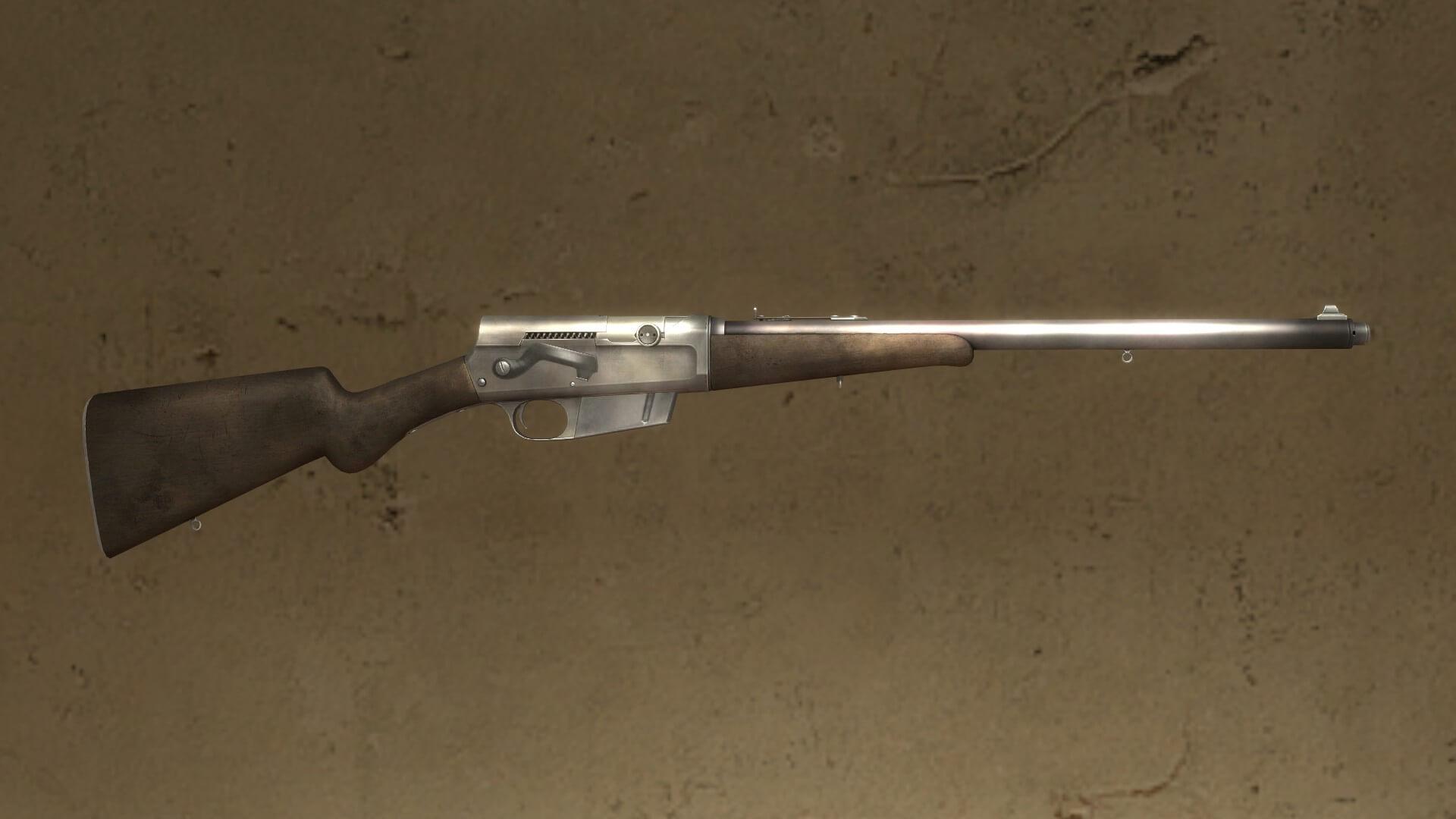 Garry's Mod 13 - Remington Model 8 из Battlefield 1 (проп)