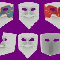 Garry's Mod 13 - Книжки, смайлик, геометрические фигуры и маски