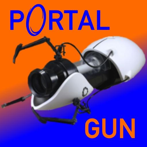 Garry's Mod 13 - Портальная пушка из Portal