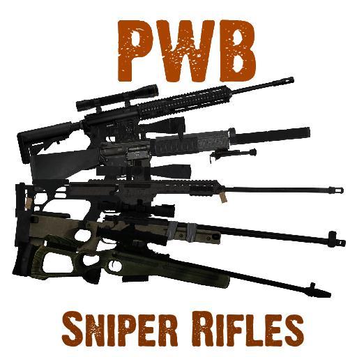 Garry's Mod 13 - Снайперские винтовки (PWB)
