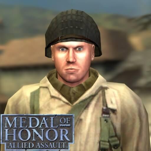 Garry's Mod 13 - Десантник США из Medal Of Honor: Allied Assault (игровая модель и NPC)