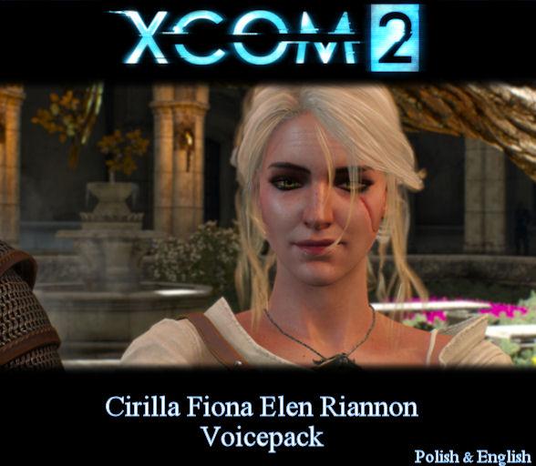 XCOM 2 - Голос Цири