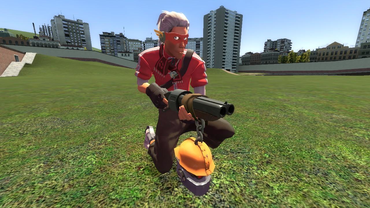 Garry's Mod 13 - Easy Bonemerge Tool