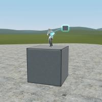 Garry's Mod 13 - Collision Resizer - изменяй размеры всего!