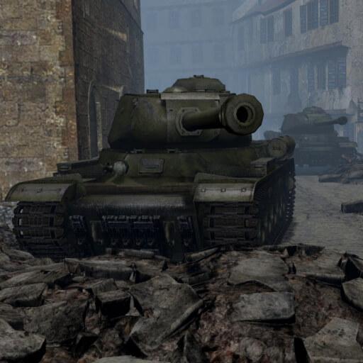 Garry's Mod 13 - Модели танков серии ИС (