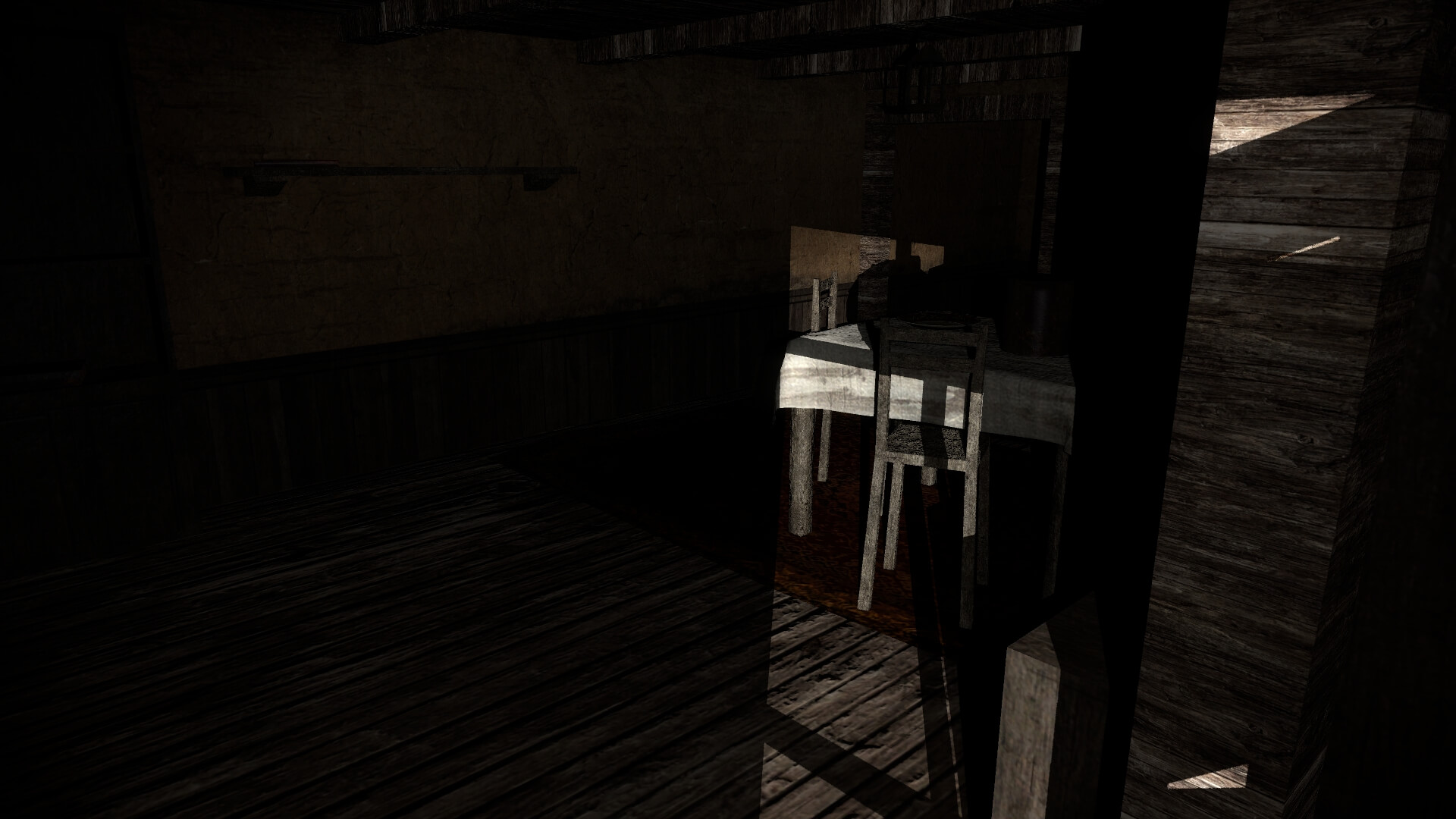 Garry's Mod 13 - Дом из Resident Evil 4