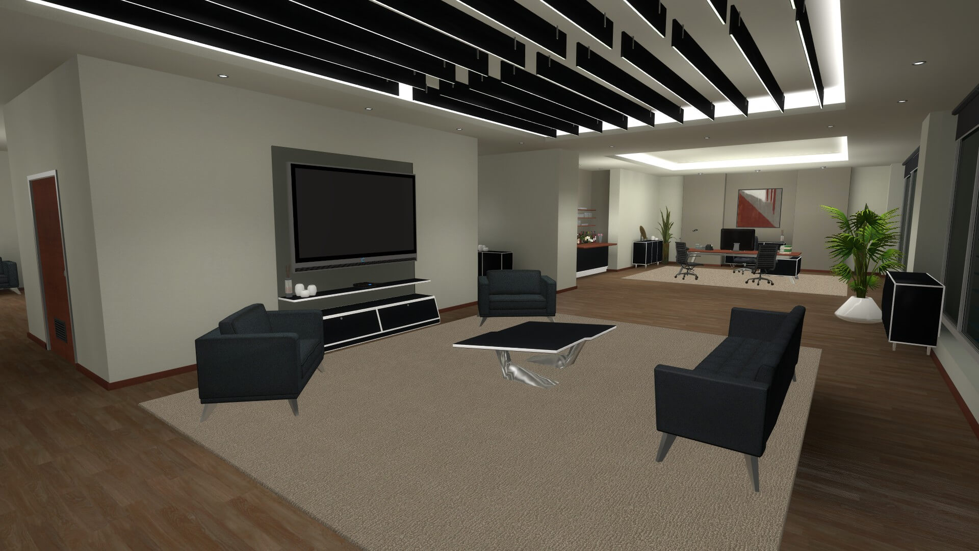 Garry's Mod 13 - Офис из GTA Online